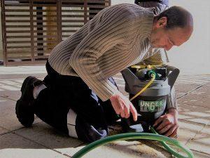 Empresa de limpieza en la provincia de Zaragoza.