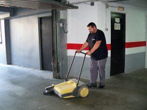Limpieza de garajes en Zaragoza, ciudad y provincia.